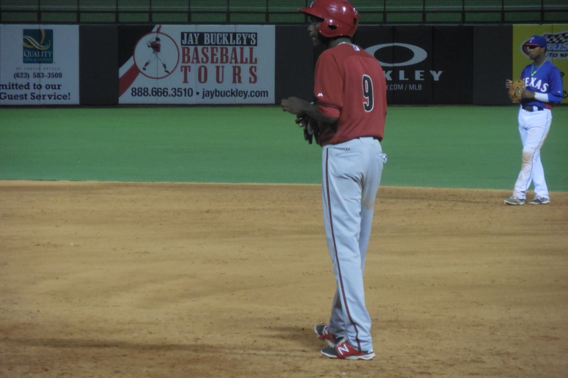 Trade Report – Marcus Wilson – Outfielder – Traded to Boston Red Sox